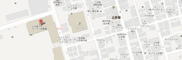 Google マップ - 地図検索_1318677706410