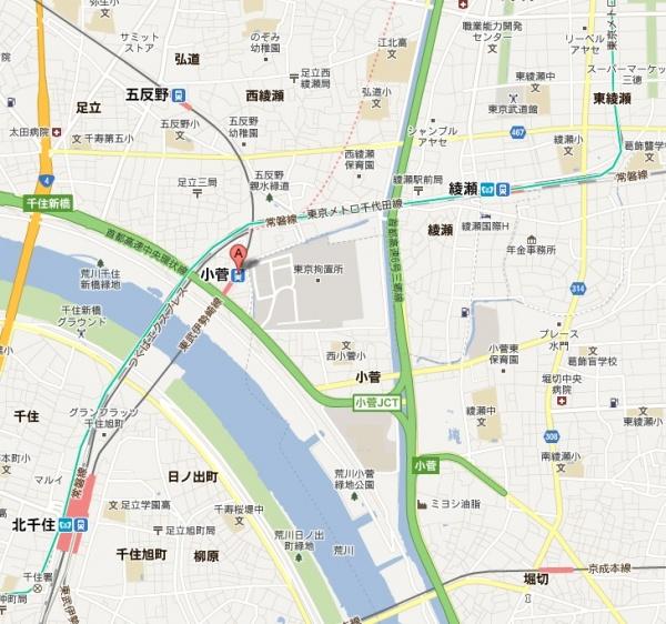 【足立区・小菅】リカー&フーズ 松田酒店