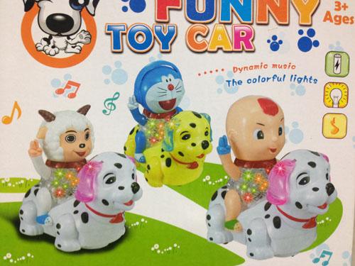 世に蔓延るパチもんおもちゃの世界①