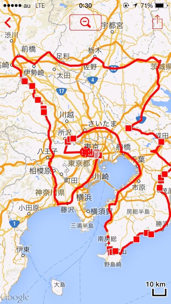 【乗り鉄】JR大回り!140円で一都六県を旅する(後編)