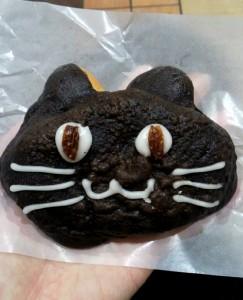 アンデルセン、黒猫チョコクリーム1