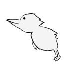 【ややグロ注意】爪の中の鳥
