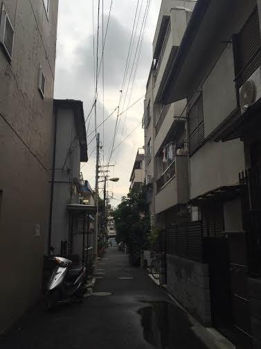 お店の行く道3