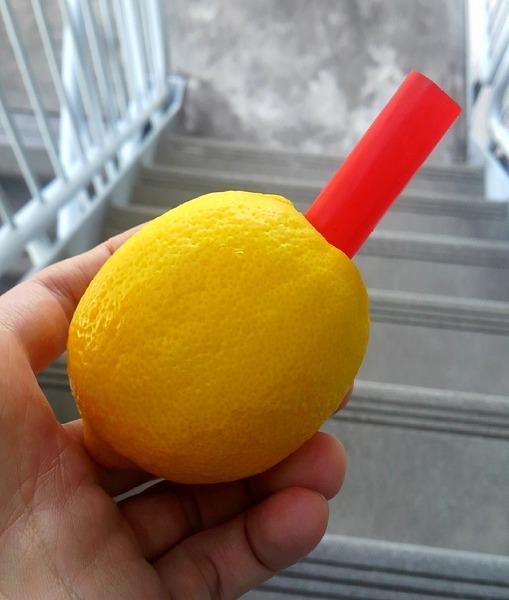 【夏本番!】非常階段で味わうレモン菓子コレクション