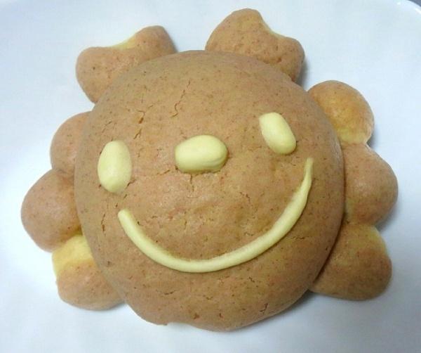 キィニョン「かにさんメロンパン」200円