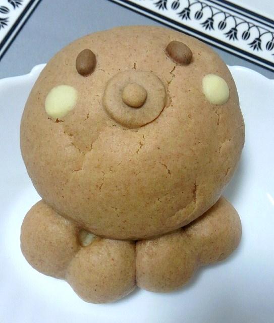 キィニョン「たこさんメロンパン」200円