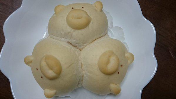 さちやん2さんより、豚パン
