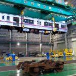 京成電鉄の車両基地見学をしたら、すっかりファンになりました。