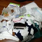 【検証】私は普段使いのリュックに何グラムのゴミを入れているのだろうか?
